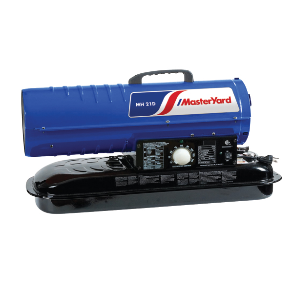 Нагреватель дизельный MasterYard MH 21D (20.5 кВт, 430 м
