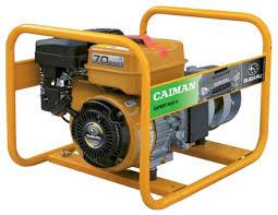 Генератор Caiman Expert 4010X 3,3 кВт.
