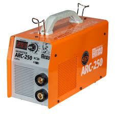 Сварочн. аппарат инверторный ARC-250 (220В, 1,6-5,0мм, 8,25кВт, 7,41кг).