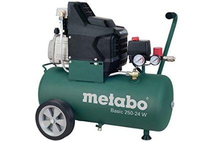 Компрессор масляный Metabo Basic 250-24 W.