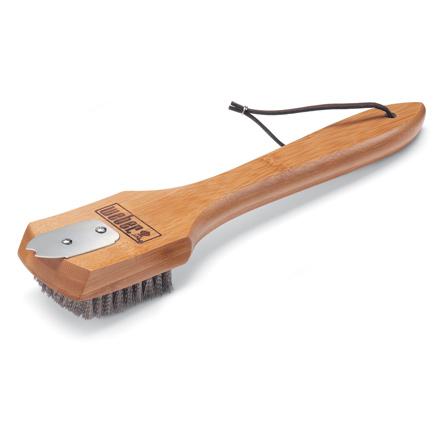 Щетка 30 см с бамбуковой ручкой.