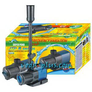 Насос фонтанный JTP-6000RF 40 W.