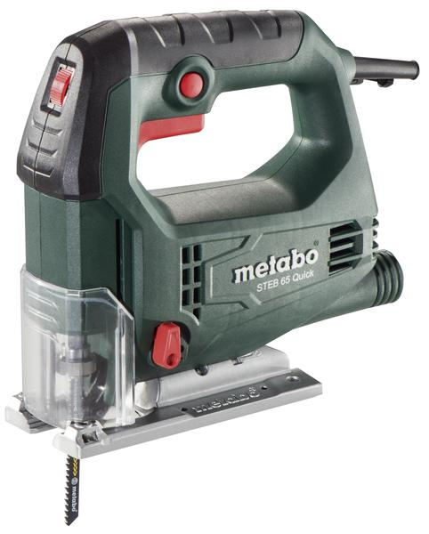 Лобзик Metabo STEB 65 Quick 450вт, 600-3100/м, мтн, коробка.