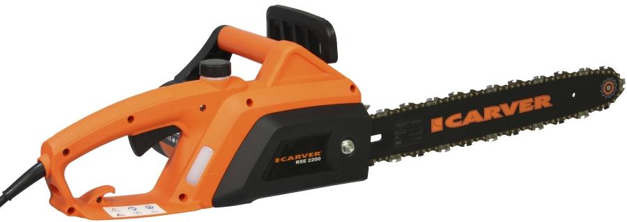 Пила эл. RSE-2200 Carver 16″3/8″-1,3-57 (2200Вт).