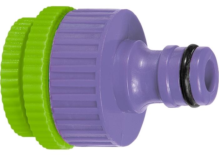 Адаптер 1/2″-3/4″ PALISAD, пластмасса, внутренняя резьба.