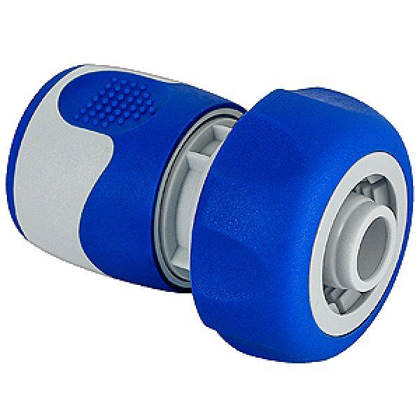Коннектор для шланга 19 мм (3/4), пластик, TPR GREEN APPLE.