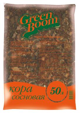 Грунт Кора сосновая Green Boom 50л