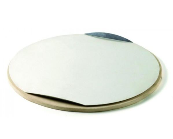 Камень для пиццы круглый Weber.
