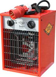 Нагреватель воздуха DDE электр. REE5000 (5 кВт)