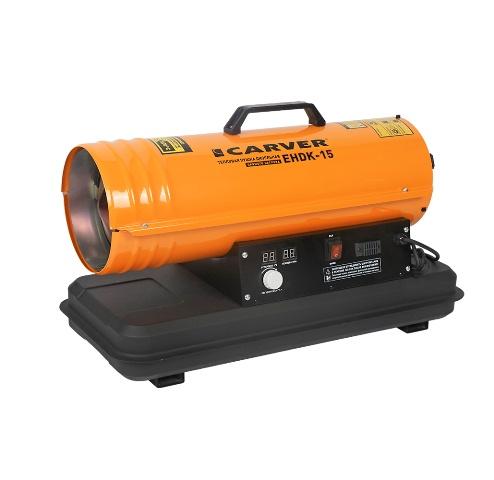 Электрическая тепловая пушка для дома и гаража.