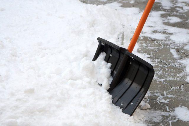 Всё для уборки снега!